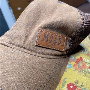 Moab souvenir hat